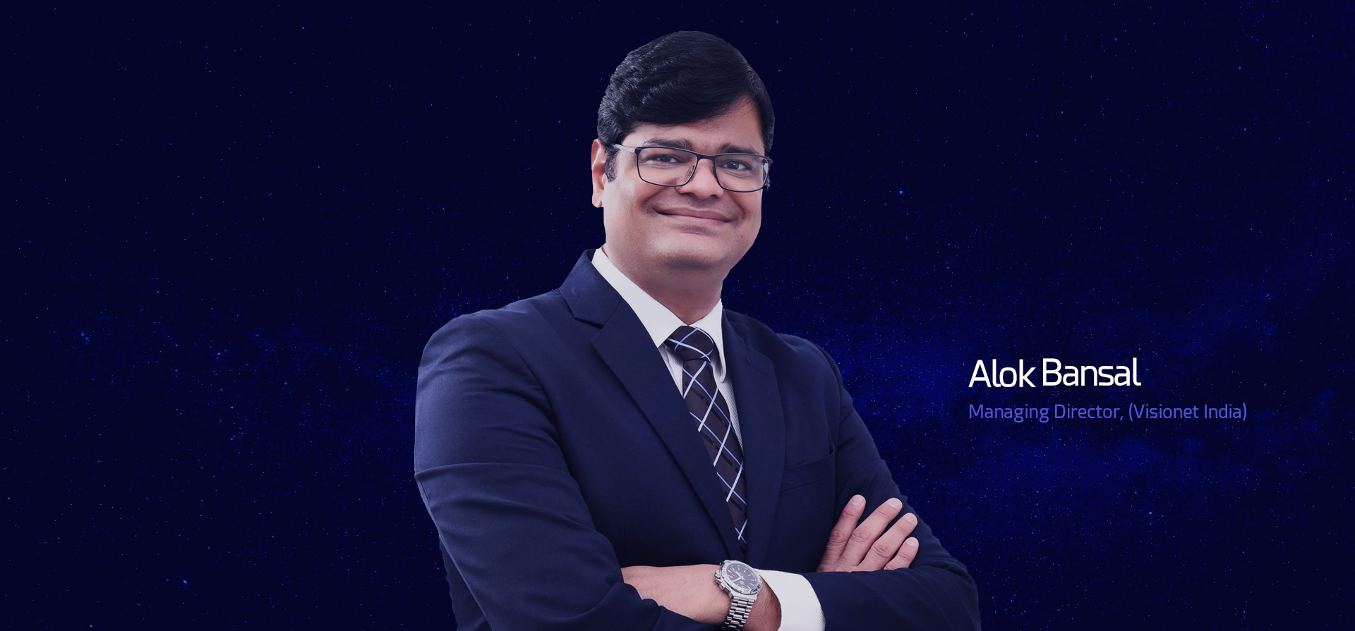 Interview of Alok Bansal, MD BPO, Visionet Systems by National Mortgage Professional Magazine